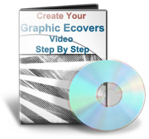 Product picture Create Your Graphic Ecovers Video Step By Step