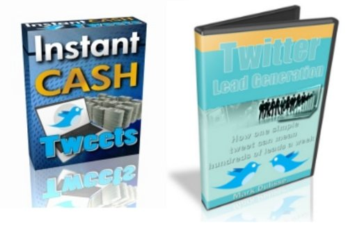Product picture Instant Cash Tweets with Private Label  Rights