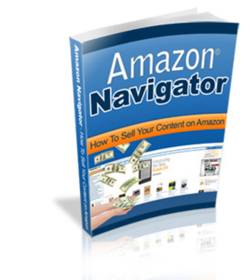 Product picture Amazon Navigator with Master Resale Rights
