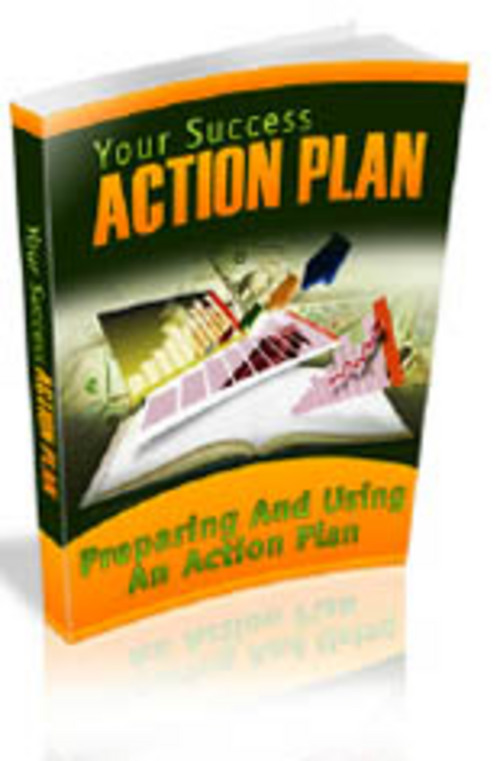 Product picture Your Success Action Plan With Master Resale Rights