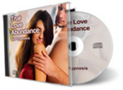 Product picture Self  Hypnosis True Love Abundance With Master Resale Rights